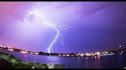 Unwetter-Saison: Sieben Fakten über Blitze