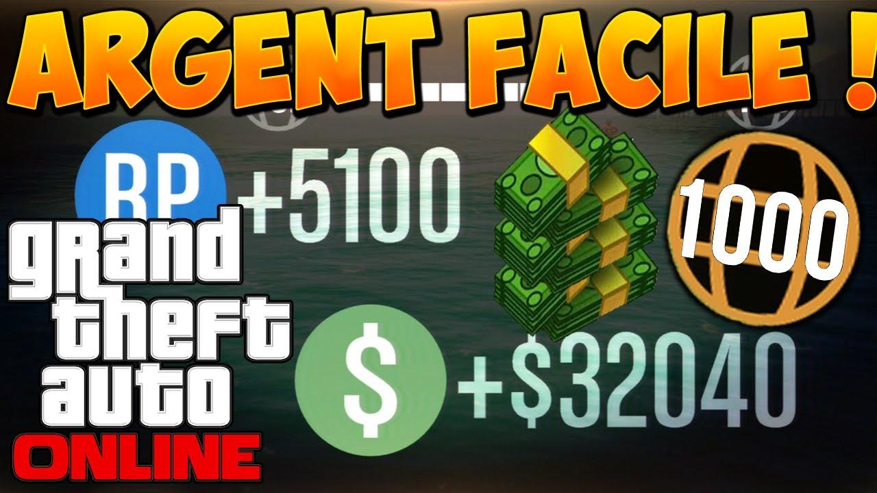 TUTO | Gagnez 40 000$ en 5 minute sur GTA 5 Online ! AFTER PATCH 1.10