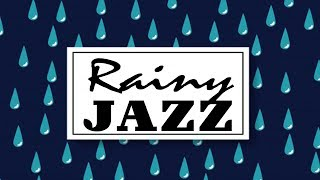 Rainy Jazz - Relaxing JAZZ  For Work & Study- Lounge Jazz Radio - Live Stream 24/7
