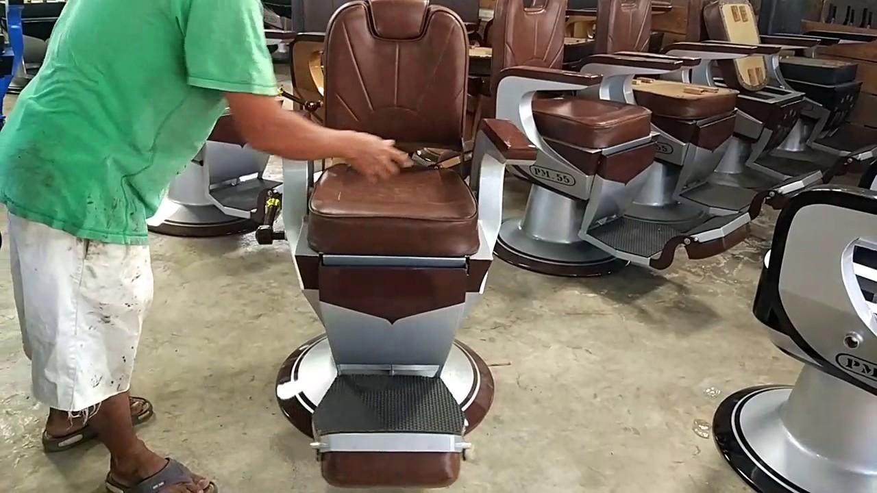 Satu-satunya Kursi Barbershop Tahan Lama kualitas Impor. Jual Kursi  Barbershop 5d3c472838