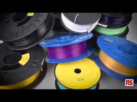 How to choose the right 3D Filament for you   RS Components