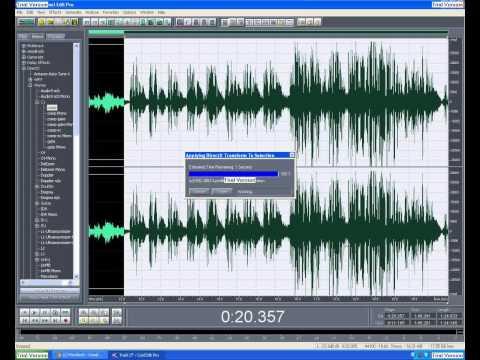 hướng dẫn thu âm mix nhạc đơn giản nhất bằng phần mềm cool edit pro