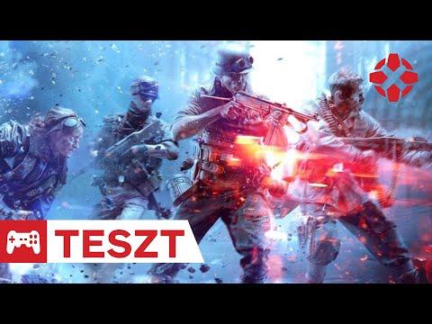 Az igazi Battlefield-élmény - Battlefield V teszt thumbnail