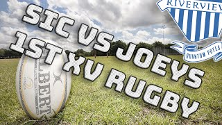 St Ignatius' Hosting St Joseph's College - 1st XV Rugby