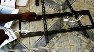 Magnum Tv Wall Mount Unboxing.