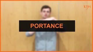 Physique - Portance