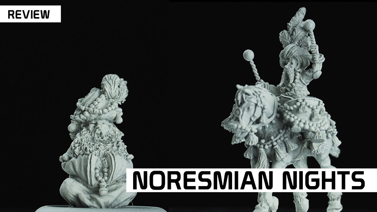 Review: Noresmian Nights | Lead Adventure | DICED