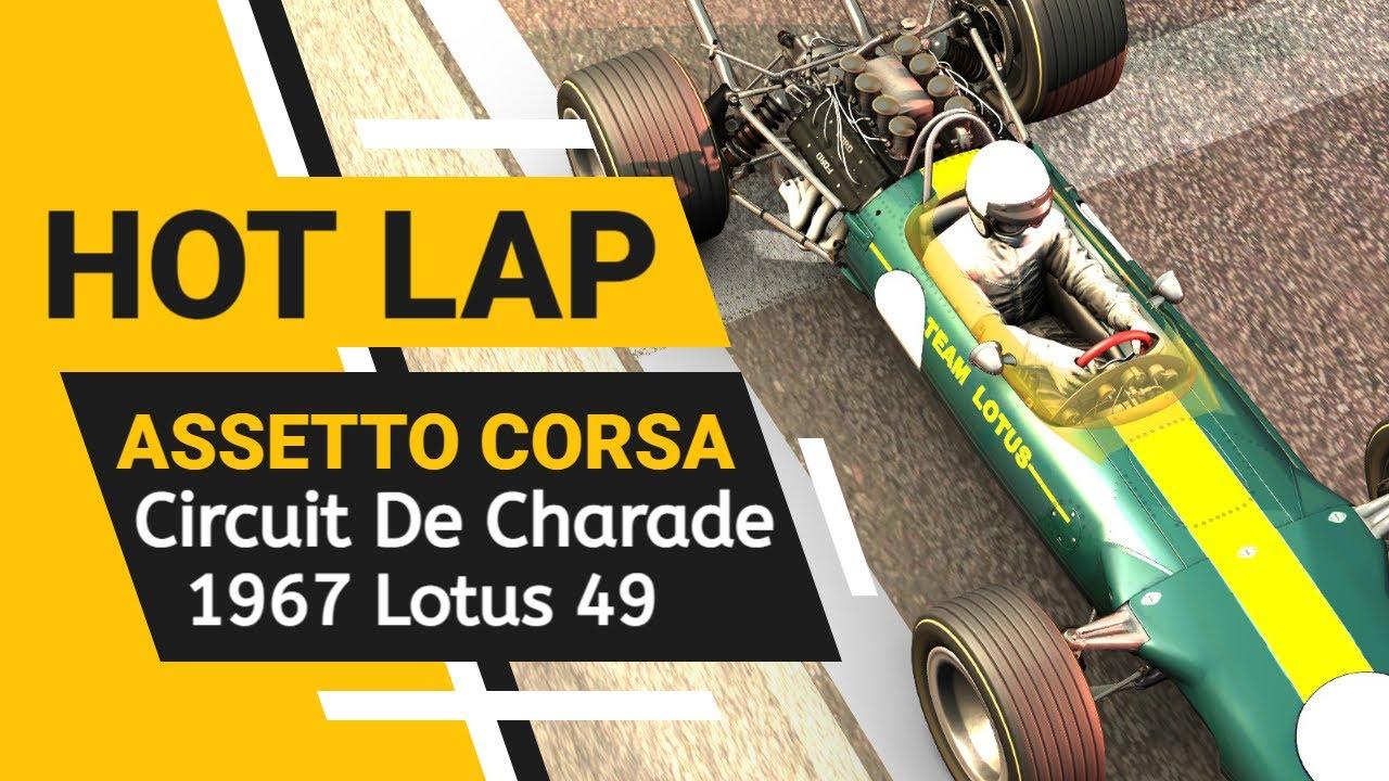 Assetto Corsa Track Mod Circuit De Charade