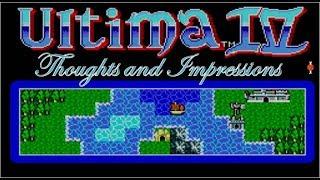 Video Retrospective - Ultima IV: Quest of the Avatar (Sega Master System) | hungrygoriya download MP3, 3GP, MP4, WEBM, AVI, FLV Oktober 2018