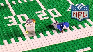 Video NFL: New York Giants @ Dallas Cowboys (Week 1, 2017) | Lego Game Highlights download MP3, 3GP, MP4, WEBM, AVI, FLV Desember 2017