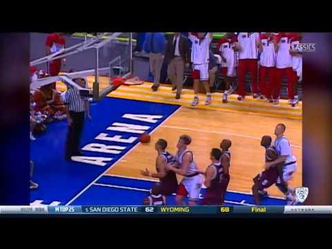 Utah Utes Basketball Highlights Vs Stanford 3-20-1997