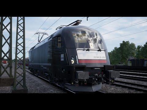 BR 182 Introduction - Hauptstrecke Hamburg-Lübeck - Train Sim World 2 |