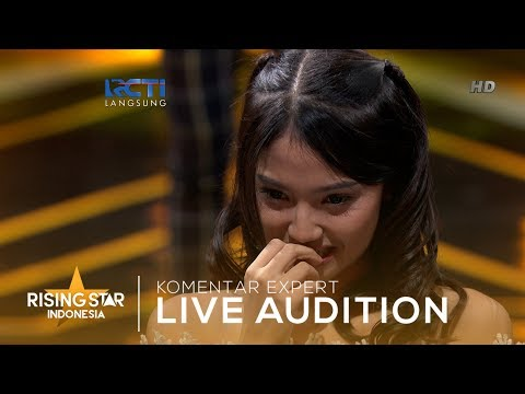 Mirriam Malu Habis Dapat Tanda Tangan Ariel | Live Audition 3 | Rising Star Indonesia 2019