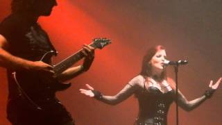 Sirenia - The End Of It All @ Wacken 2011