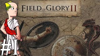 Field of Glory 2 | Rise of Rome Campaign | Part 1