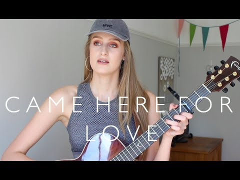Came Here For Love - Sigala ft. Ella Eyre (cover by Ellen Blane)