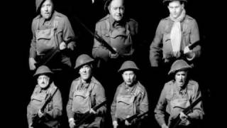 dad s army full theme song unheard lyrics