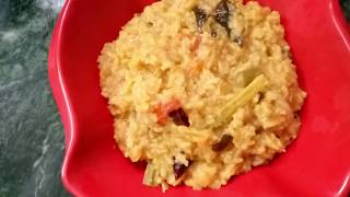 bisi bela bhat recipe || Healthy and nutritious recipe ||