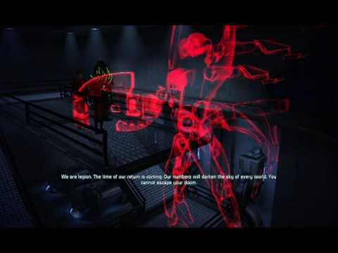 Mass Effect: A conversation with Sovereign