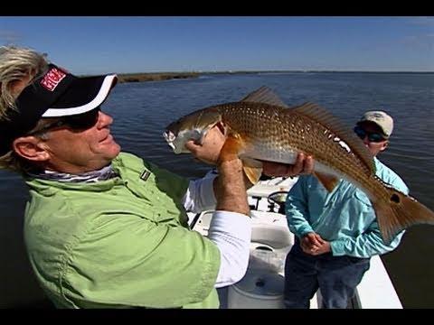 Louisiana Fly Fishing for Redfish with Capt Ryan Lambert
