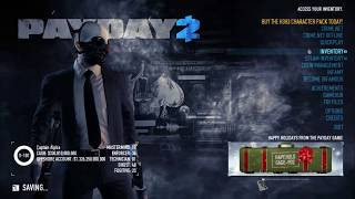 Payday 2 -  Watchdogs Speedrun DW ( WR: 9:33 )