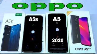 Oppo A5s 3/32GB Vs Oppo A5 2020 3/64GB Unboxing,Compare,Camera,Faceunlock
