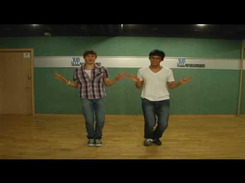 [HD] 2PM Nichkhun &Taecyeon CABI Dance Guide Ep.2