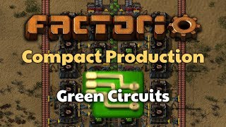 Download Video Factorio Compact Green Circuit Production MP3 3GP MP4