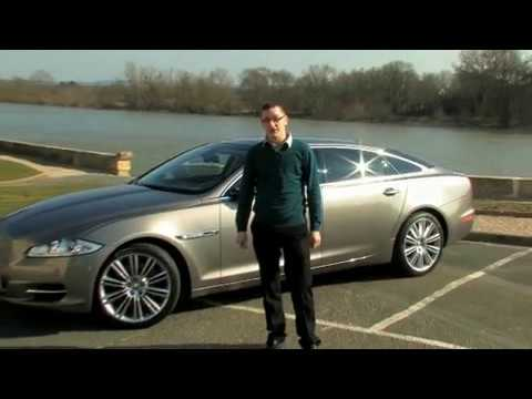Jaguar XJ LWB 2010 Review by thechauffeur.com