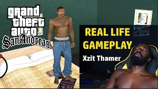GTA San Andreas Real Life gameplay