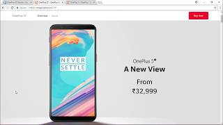 OnePlus 5T Review | Full Specification and features | Price in India