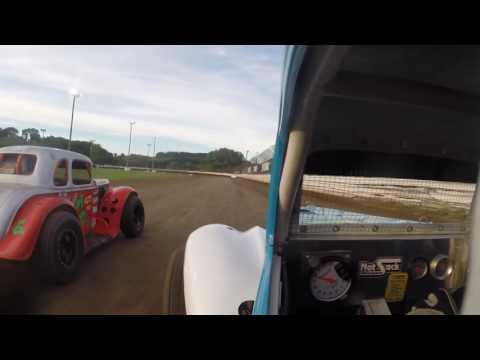 Lafayette County Speedway 7-15-16 Heat  Apfelbeck Racing
