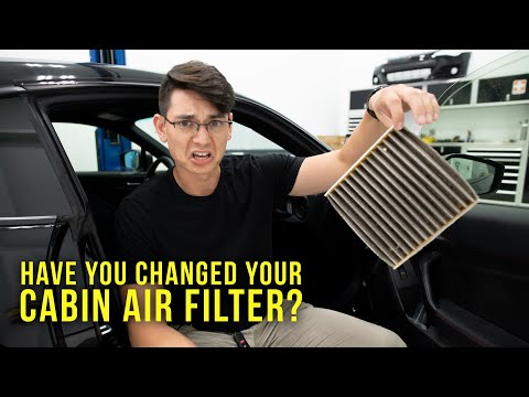 How To Change Your Cabin Air Filter | FRS BRZ 86