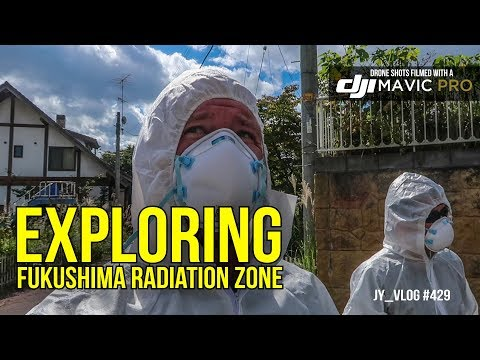 Exploring the Fukushima Radiation Zone