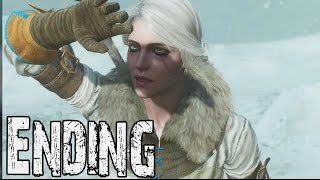 The Witcher 3 Wild Hunt Ending End