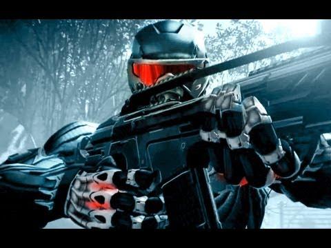 Crysis 3 - Официальный полный трейлер геймплея! (HD) 1080p