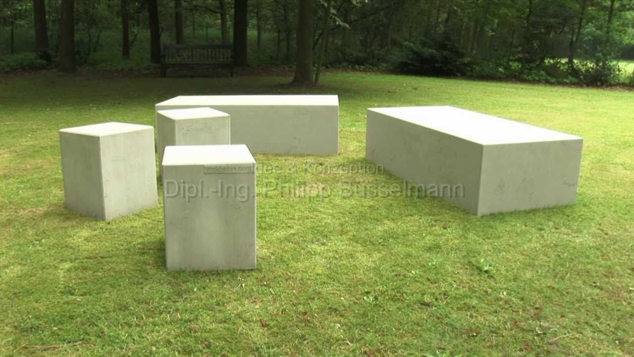 emejing gartenm bel aus beton images. Black Bedroom Furniture Sets. Home Design Ideas