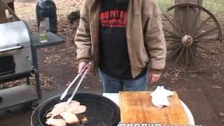 Grilled Boneless Chicken Breast Brined Recipe By The Bbq Pit Boys