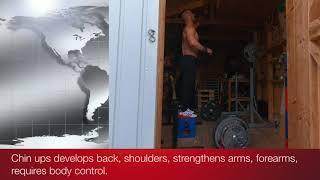 Жим Соца-Становая тяга-Подтягивания