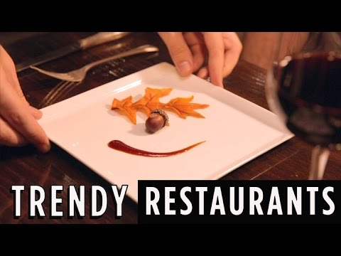 Everything Wrong with Trendy Restaurants