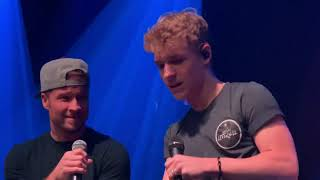 Baylee Littrell w/ Brian Littrell - I Will / Don't Take The Girl