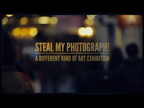Framed identity theft hits London during interactive art exhibit!