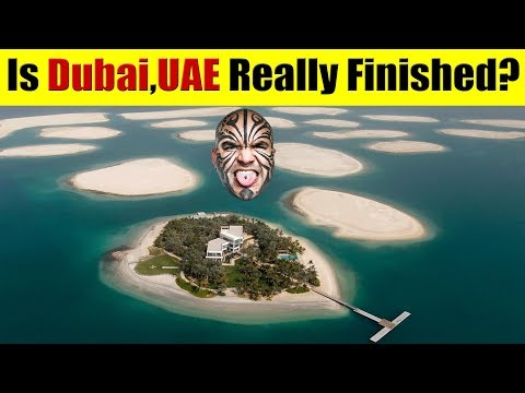 Is Dubai, UAE Finished Due To The Upcoming Financial Crisis?