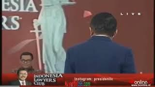 Komentar Mahfud MD tentang nikah siri!!! ILC terbaru edisi 26 September 2017