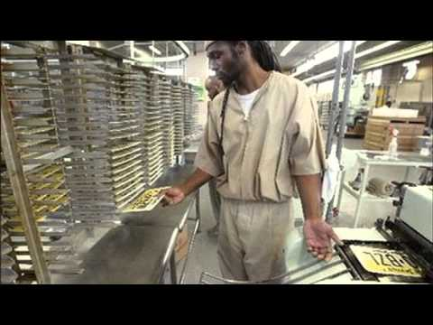 The Myth of Corporate Prison Labor