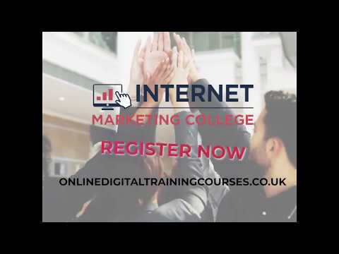 Best Online Marketing Courses from The Internet Marketing College