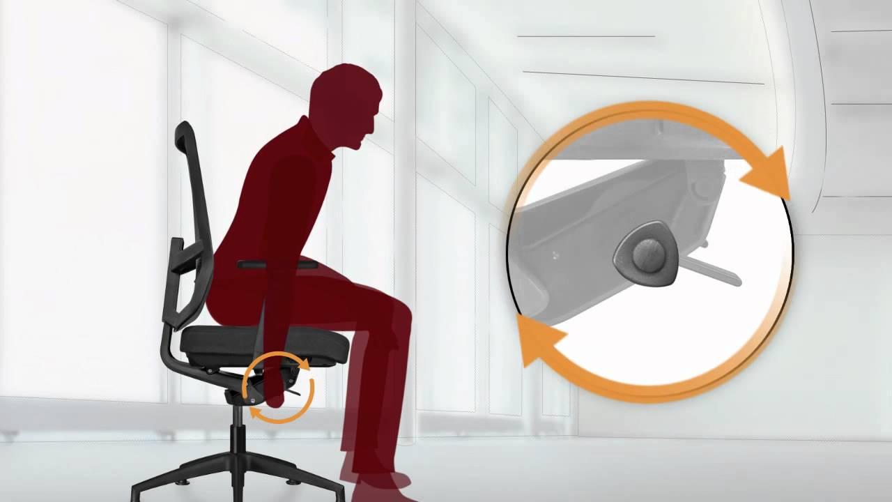 ergonomic chair là gì xl zero gravity lounge tecno tilt tension youtube