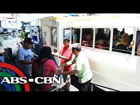 MMDA offers free Pasig River ferry rides
