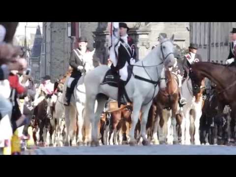 Edinburgh's Riding of the Marches