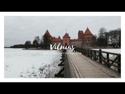 Visit Vilnius - Lithuania |  AboutTheLastTravel